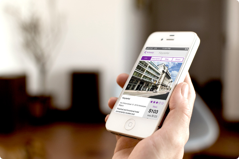 Mobile Application για Ξενοδοχεία